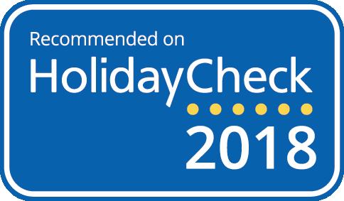 Logo holidaycheck